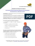 MEI 640 - Almacenamiento de Productos Químicos