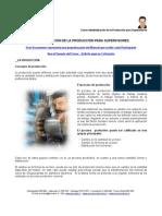 MEI 663 - Administración de la Producción para Supervisores