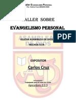 Taller Evangelismo Personal C.C.