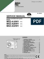 MXZ A18 32WV Service Manual