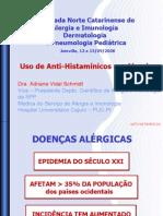 alergia e imunologia dermatologia e pneumologia pediátrica