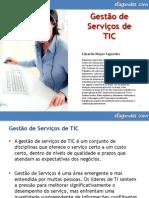 Gestao de Servicos de TIC