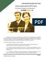 Instructivo de Prestaciones LOTTT 2012