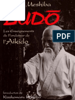 Morihei Ueshiba Budo Aikido