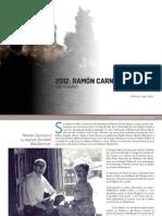 Revista Bergidum núm 11. Texto de Melchor López Valle sobre Ramón Carnicer