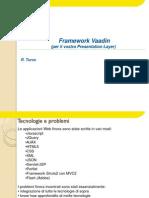Il framework Vaadin per il Presentation Layer
