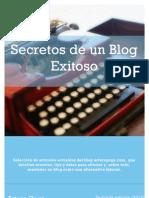 Secretos de Un Blog Exitoso, Segunda Edición (2012)