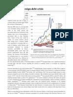 European Sovereign-Debt Crisis 2007-2012