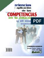Experiencias de Aplicaciones de Las Competencias en La Educacion