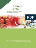 180 - Guia Tecnico Ambiental - Cosmeticos