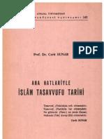 Cavit Sunar-Islam Tasavvufu Tarihi