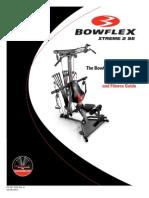 Bowflex Xtreme 2 SE Home Gym Manual
