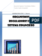 Organismos Reguladores Del Sistema Financiero
