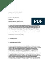 SENTENCIA CONSTITUCIONAL 0210