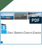 Varun Shipping Final- MV