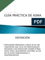 GUÍA PRÁCTICA DE ASMA