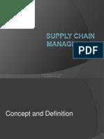 E-supply Chain Management