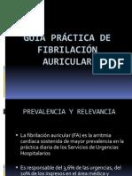 GUÍA PRÁCTICA DE FIBRILACIÓN AURICULAR