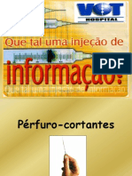 Slides Perfuro Cortantes