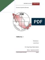 Cuestionario de Mecánica de suelos Básico