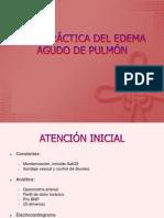 GUÍA PRÁCTICA DEL EDEMA AGUDO DE PULMÓN