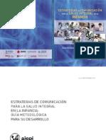 Estrategias de Comunicación para la Salud Integral en la Infancia