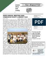 Fall 2005 Kansas Native Plant Society