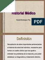 9. Historial Medico