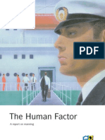 The Human Factor - P&I Club