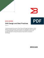 Brocade SAN Design Best Practices