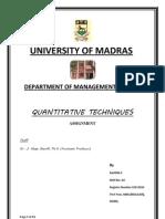 Qt Karthik S Assignment Annova