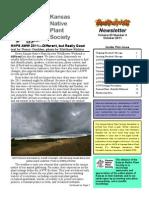 2011 Fall Kansas Native Plant Society