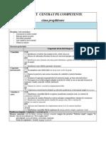 Tema 9.Proiect Centrat Pe Competente