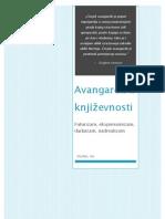 Avangarda u književnosti