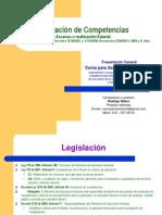Presentación.  Evaluación de Competencias (ascenso o reubicación) - 2012