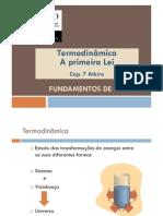 Termodinâmica I