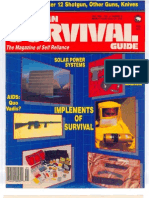 American Survival Guide May 1989 Volume 11 Number 5