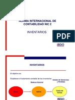 NIC 2 - Carlos Cardenas