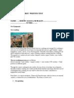 Second Written Test Tecmec 2012[1]