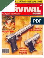 American Survival Guide June 1989 Volume 11 Number 6
