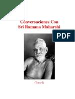 Conversaciones Con Sri Ramana Maharshi Volumen I (Sri Niranjanananda)