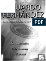 Fernandez Eduardo Technique,Mechanism,Learning