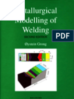Metallurgical Modelling of Welding 2nd Edition (1997)