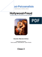 Clase 2 - Hollywood-Freud - Seminario Online - Intrapsi