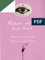 Historia Del Ojo Por George Bataille