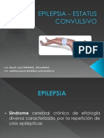 Epilepsia y S. Convulsivo