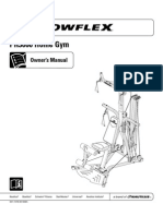Bowflex PR3000 Home Gym Manual