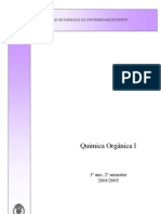 Química Orgânica I