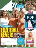 Study Breaks Magazine (Austin) - October 2012