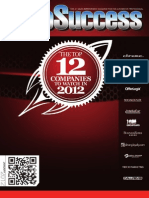 AutoSuccess Magazine - January 2012 Edition Featuring Car Dealer Case Studies in Marketing